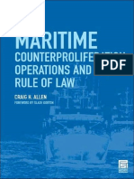 Maritime Counter Proliferation