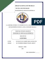 tesis Implementacion de auditoria interna 2016.pdf