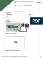 Interface Arduino LabVIEW_ Pengaturan Kecepatan Motor DC Dengan Kontrol PID