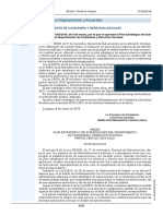 Plan Estratégico de Subvenciones Dpto Ciudadanía y Servicios Sociales