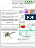 POSTER Antenne Meteolorogique