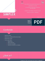 Método Simplex