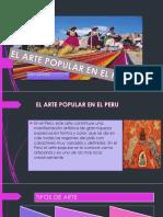 Arte POPULAR  DE PERU