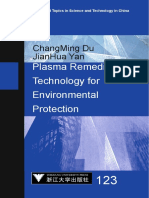 (Advanced Topics in Science and Technology in China) ChangMing Du, JianHua Yan (Auth.)-Plasma Remediation Technology for Environmental Protection-Springer Singapore (2017)