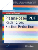 (SpringerBriefs in Electrical and Computer Engineering) Hema Singh, Simy Antony, Rakesh Mohan Jha (Auth.)-Plasma-based Radar Cross Section Reduction-Springer-Verlag Singapur (2016)
