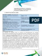 Syllabus Del Curso Acogida e Inducción Unadista