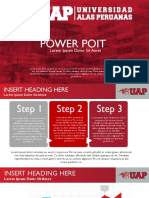 Plantilla Power Point Uap