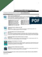 Diabetes Publications