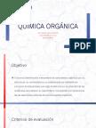 UNIDAD I - Estructura de Componentes Orgánicos