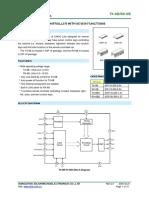 TX Rx6b Datasheet