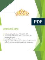 Business Communication - Azam