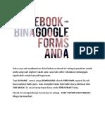 eBook-Bina Google Form Anda