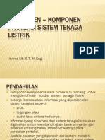 2 Komponen-komponen Proteksi STL