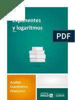 Exponentes y Logaritmos