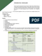 Infecciones de Piel y Tejidos Blandos