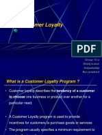 28212937 Customer Loyalty