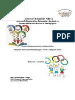 Cuadernillo de Problemas Para Olimpiadas DREA (1)