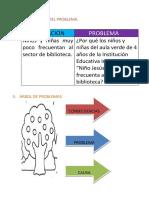 Proyecto de aula - Tema de Biblioteca-INICIAL
