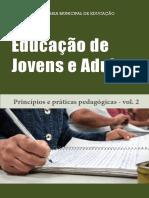5 - Educacao de Jovens e Adultos Principios e Praticas Pedagogicas Vol 2