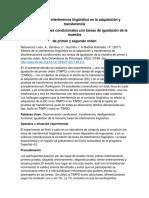Efectos de la interferencia lingüística en la adquisición y transferencia.docx