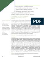 Mecanismos de Patogenicinade e. h]