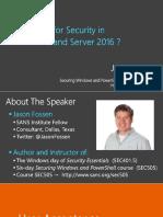 Whats New Windows-10 Fossen v.6.0