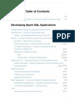 Mastering Spark SQL