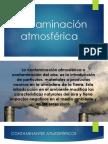 Contaminación atmosférica