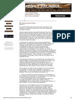 Comunicación Publicitaria, Teorías Tradicionales (TTR) y Teorías de Los Cinco Sentidos (T5S)