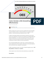 Como Calcular o OEE (Overall Equipment Effectiveness) _ Osmair Matias _ Pulse _ LinkedIn