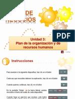 Plan Organizacional