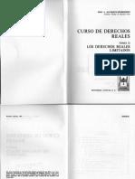 Curso de Derechos Reales - Tomo II - Jose a Alvarez Caperochipi