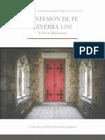 Confesion de Ginebra 1536 2