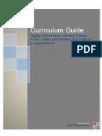 digital information literacy primer curriculum guide