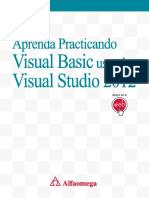 Aprenda Visual Basic 2012