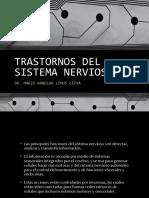 Clase 5 - Trastornos Del Sistema Nervioso Parte i