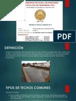 ESCALONADO 3,TECHOS