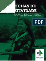 Fichas de Atividade - Ramo Escoteiro