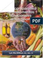 Nutrisearch Completo