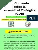 Tema 4. Convenios Internacionales CDB