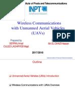 UAV Communications