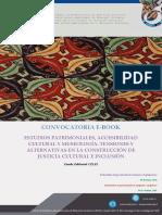 Convocatoria_libro_chile_estudios Patrimoniales, Inclusión y Museos