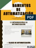 Fundamentos de Automatización