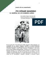 Augusto César Sandino, Iván Ljubetic
