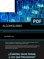 Tabaquismo, Alcohol y Drodgas