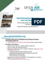 Kaltenberger - OpenAirInterface
