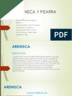 Arenisca y Pizarra
