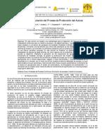 Modelado y Simulacion Del Proceso de Obtencion de Azucar