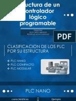Estructura de Un Controlador Lógico Programable