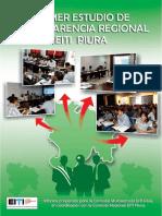 Estudio Regional EITI Piura - Primer Estudio